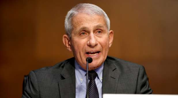 Dr. Fauci Finally Says U.S. Should Continue Investigation of China Into COVID-19 Origins