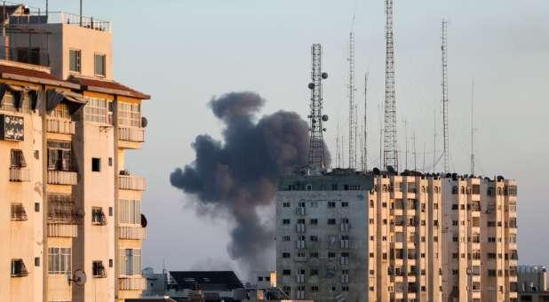 International Christian Embassy Jerusalem Responds to Gaza Missile Attacks