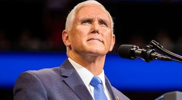 Mike Pence Says Biden's Failure to Support Israel has Emboldened Hamas and Other Enemies inMiddle East