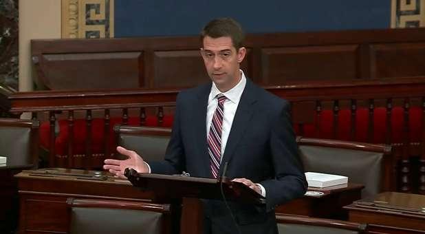 Republican Senators Sign Resolution Declaring Support for Israel as U.S. Ally