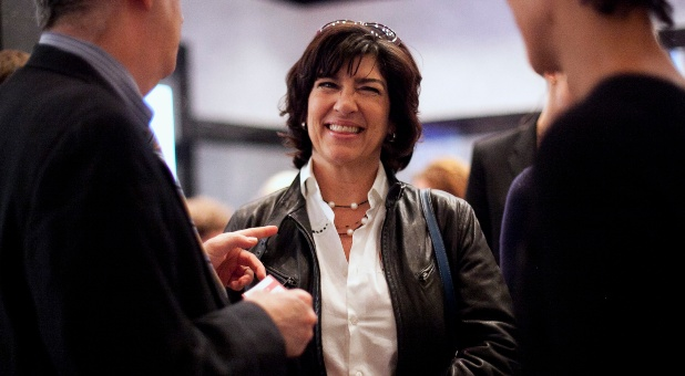 Israel Demands Apology From CNN Over Host Christiane Amanpour Comparing Trump Administration to Nazi Massacre Kristallnacht