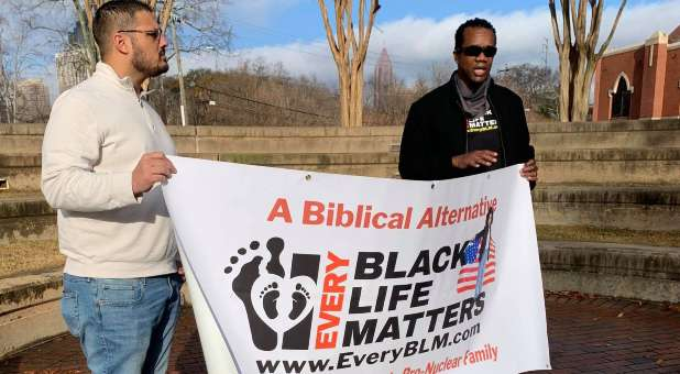 Pro-life Black Rights Organization 'Every Black Life Matters' Thanks Trump for hisSupport of All Black Lives