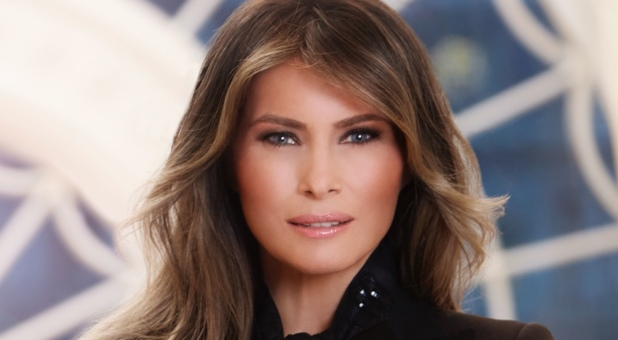 First Lady Melania Trump Shares her 'Experience With COVID-19'