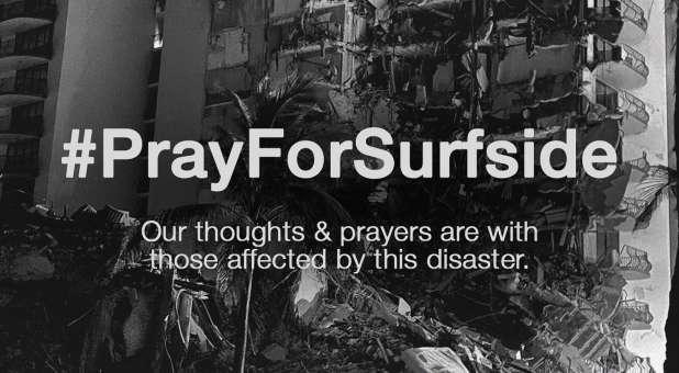 Miami Churches, Pastors Respond to Tragic Condo Collapse