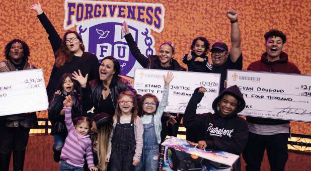 Transformation Church Donates .5 Million to Families, Charities