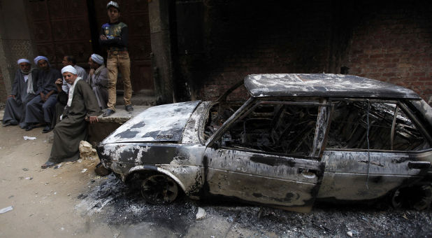 Egypt clashes between Christians and Muslims