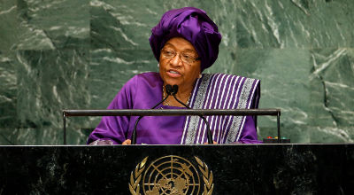 Sirleaf homosexuality in christianity