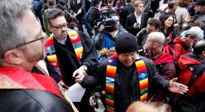 arizona same sex marriage ban california in San Francisco