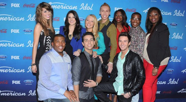'American Idol' Season 12's Top 10