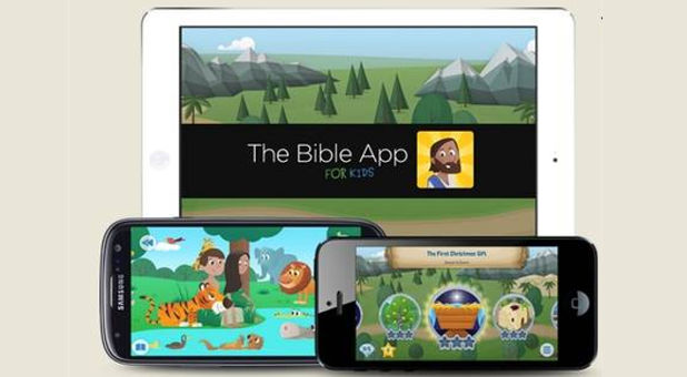 A Million Downloads and Counting—Will YouVersion Kids App Spur Bible