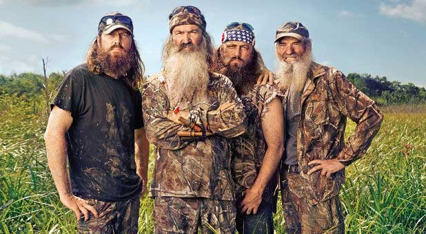 Duck Dynasty, Robertson family