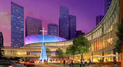 Dallas Megachurch Opening 130 Million Campus By Easter