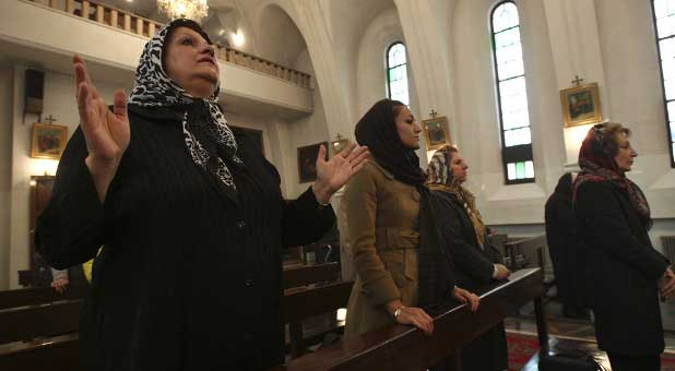 Christians in Iran are under constant scrutiny.