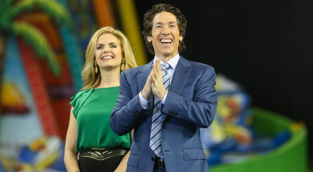 Joel and Victoria Osteen