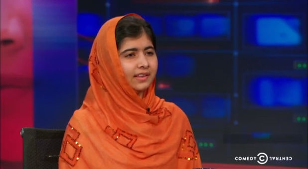 11-Year-Old Understands Islamic Oppression More Than World Leaders
