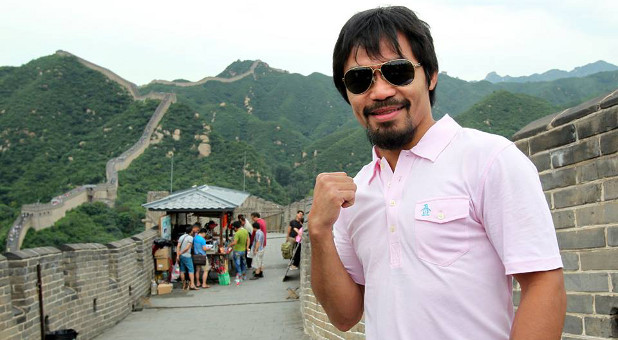 A 10-time world champion boxer, Manny Pacquiao is also now fighting for souls for God's kingdom.