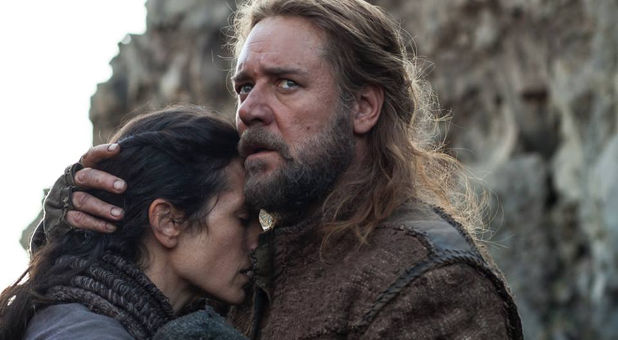 Jennifer Connelly, Russell Crowe