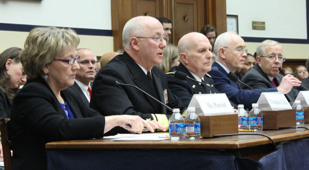 House Military Personnel Subcommittee hearing