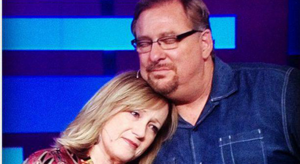 rick warren son death letter after s rick warren returns to saddleback s 24506
