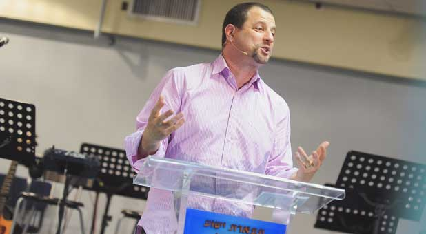 Messiah's Mandate's Ron Cantor
