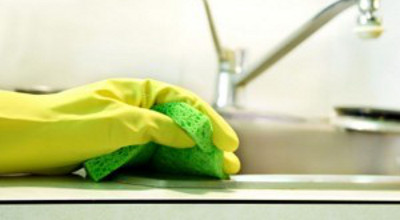 Even the cleanest homes contain many germs and bacteria.