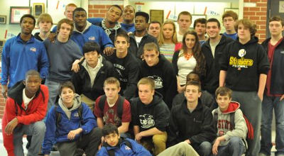 2013 Wake Forest-Rolesville wrestling team