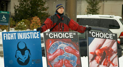 Should Pro-Life Activists Use Graphic Images in Protests ...