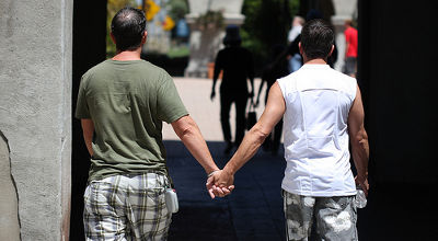 majority of lesbian and gay couples their legal rights stop
