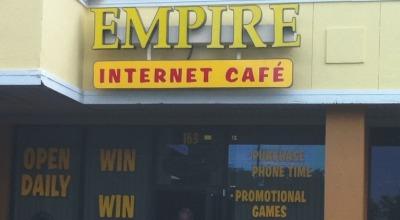 Fla  Gov  Rick Scott Signs Law Banning Internet Cafe