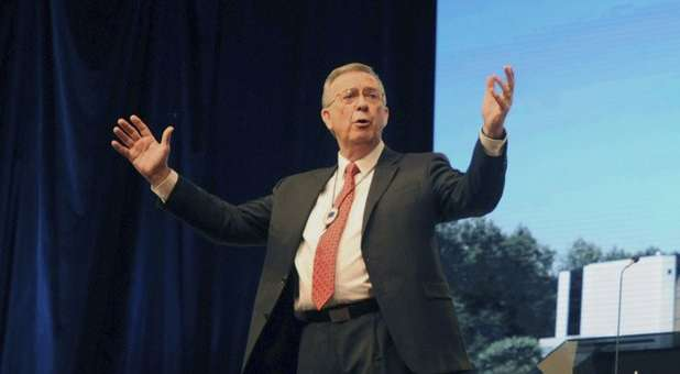 Liberty University Appoints Chairman Jerry Prevo as Acting President