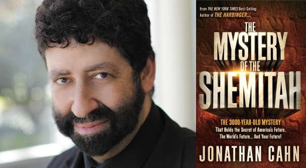 Jonathan Cahn, 'The Mystery of the Shemitah'