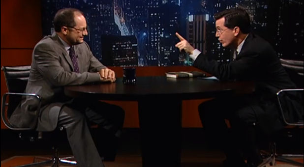 Bart Ehrman, Stephen Colbert
