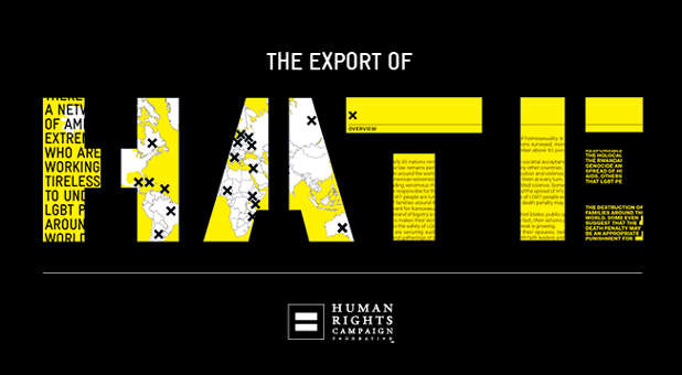 Export of Hate