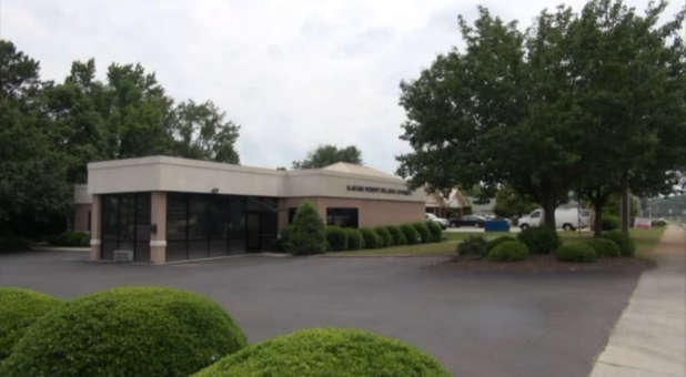 Huntsville, Alabama, abortion clinic