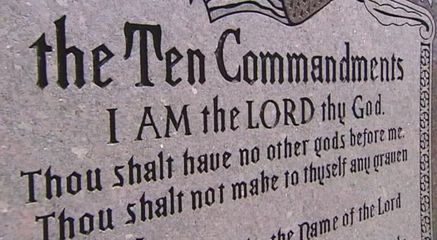 The Oklahoma Supreme Court ruled the stone Ten Commandments could not be on the Capitol grounds.