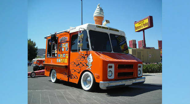 One celebrity said she wants euthanasia vans to roam the streets just like ice cream trucks.