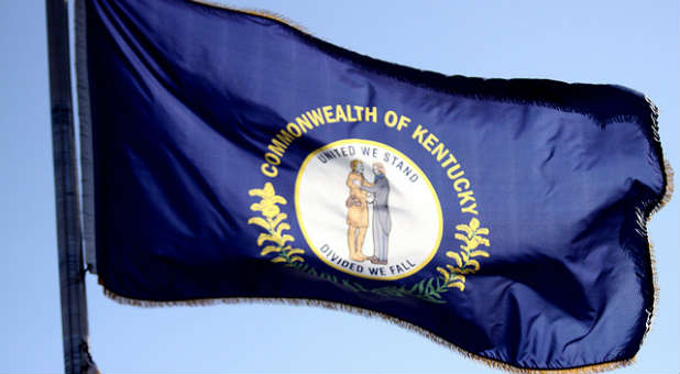 Kentucky has decided that preaching homosexuality is a sin is against the law.
