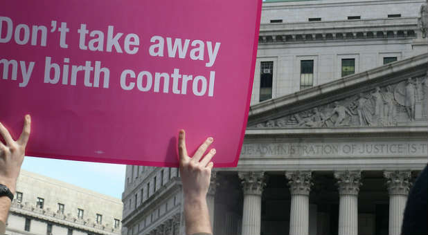 The federal government is cracking down on states' decisions to defund Medicaid supporting Planned Parenthood.