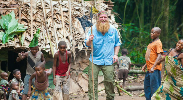 Justin Wren Is Fighting For The Forgotten Aka Pygmies Of Democratic Republic
