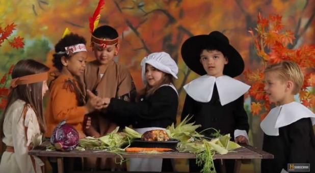 The Christian Origins of Thanksgiving