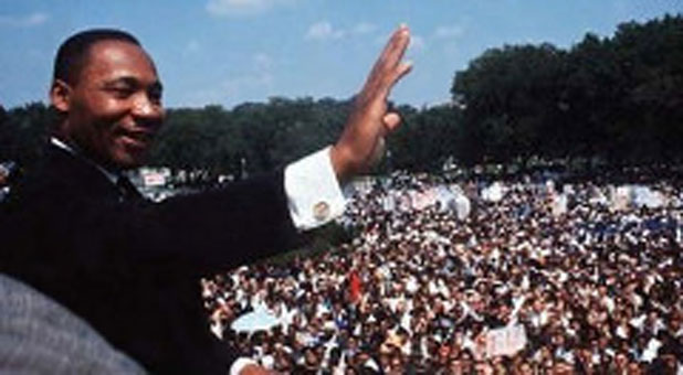 Martin Luther King Jr.'s I Have a Dream speech