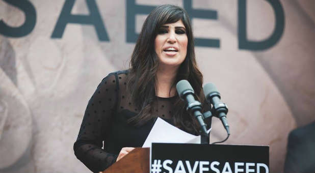 Naghmeh Abedini speaks out about saving her husband, Iranian prisoner Saeed Abedini.