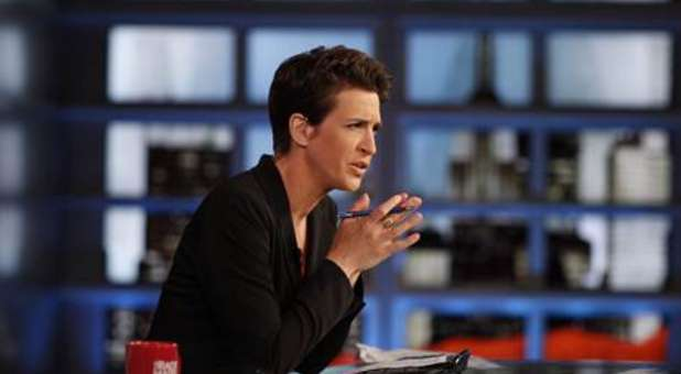Rachel Maddow is a commentator for MSNBC.