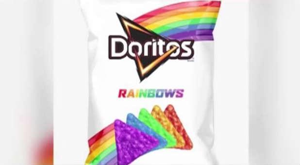 Pepsico gay agends