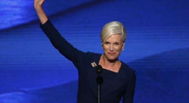 Planned Parenthood President Cecile Richards.