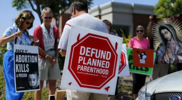 The Senate blocked Republican measures to defund Planned Parenthood.
