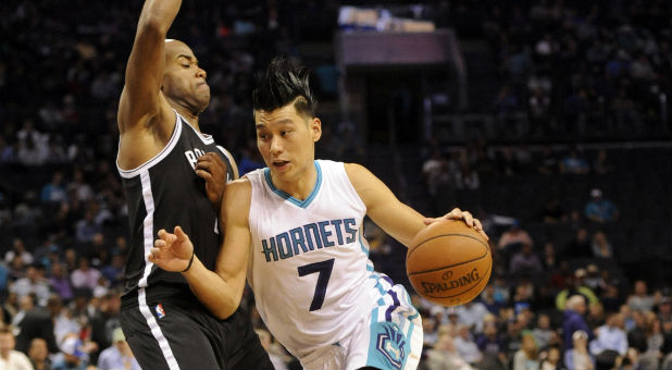 Jeremy Lin has found both a spiritual and athletic home with the Charlotte  Hornets. 3d9a8ad6a