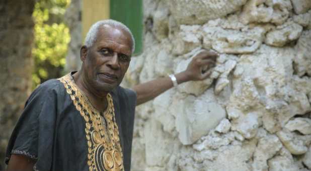 Max Beauvoir was Haiti's high priest of voodoo before he died earlier this year.