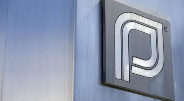 The Planned Parenthood logo.