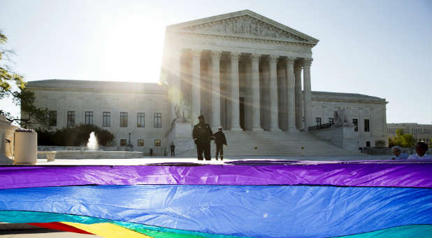 Even before the Supreme Court's decision, many conservative activists had already capitulated and  thrown in the towel, urging us to consolidate our losses and move on. When it comes to homosexual   issues, they assured us, the culture wars are over.